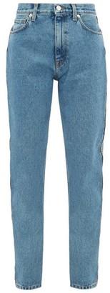 Christopher Kane Crystal-embellished Straight-leg Jeans - Denim