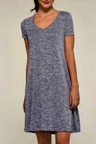 Charlie Paige Knit T-Shirt Dress