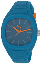 Puma 'Bubblegum - Large' Silicone Watch, 40mm x 44mm