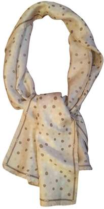 Cerruti \N Beige Silk Silk handkerchief