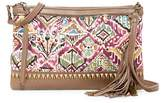 The Sak Gyp Leather Convertible Clutch