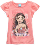 Disney Disney's Moana T-Shirt, Little Girls