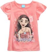 Disney Disney's Moana T-Shirt, Toddler Girls