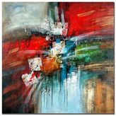 Trademark fine art 24'' x 24'' ''Cube Abstract IV'' Canvas Wall Art
