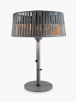 Thumbnail for your product : Kettler Kalos Plush Table Top Electric Patio Heater, Grey