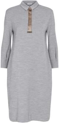 Peserico Shirt Dress