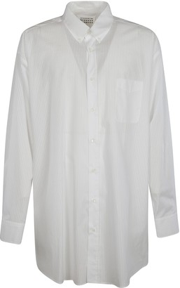 Maison Margiela Buttoned Long Shirt