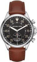 Michael Kors MKT4001 Mens Strap Smart Watch