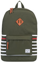 Herschel Supply Co Heritage Offset Striped Backpack