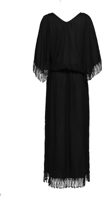 House Of Dharma The Day Dreamer Maxi - Black