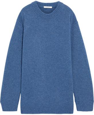 The Row Vaya Oversized Cashmere Sweater