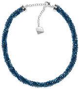 Anne Klein Beaded Collar Necklace