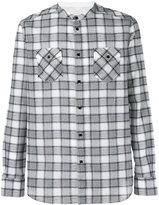 Paolo Pecora plaid shirt - men - Cotton - 38