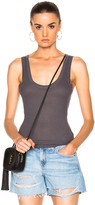 Enza Costa Rib Fitted Bold Tank