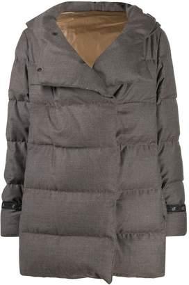 Eleventy padded puffer jacket