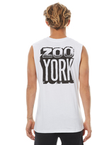 Zoo York Sutton Mens Muscle White