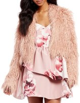 Keepsake Aurora Faux Fur Jacket