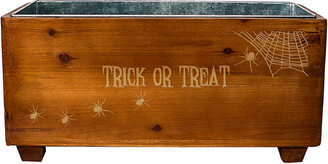 Cathy's Concepts Halloween Wooden Wine Trough