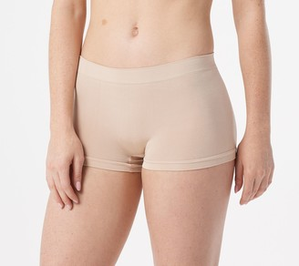 Breezies Seamless Boyshort Panties Set of 3