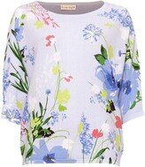 Phase Eight Madalena Meadow Print Knit