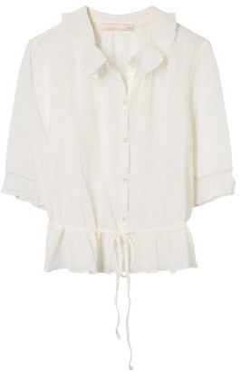 Silk and cotton Nelly blouse