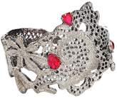 Oscar de la Renta Women's Ruby Lace Bracelet