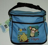 Disney Mini Diaper Bag Pooh & Tiger Dark Blue With Side Pockets by