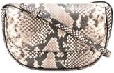 Frenzlauer mini Swing snakeskin effect bag