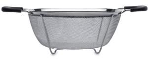 """Berghoff Essentials Collection Stainless Steel 7.75"""" Round Mesh Colander"""