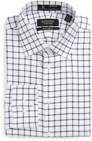 Nordstrom Smartcare(TM) Extra Trim Fit Check Dress Shirt