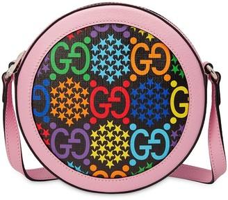 Gucci Logo-Print Shoulder Bag