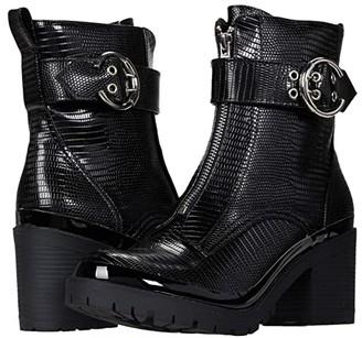 Matisse Jimi (Black Synthetic) Women's Shoes