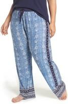 PJ Salvage Plus Size Women's Pajama Pants