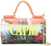 Dolce & Gabbana mini 'Von' wallet crossbody bag - women - Calf Leather - One Size