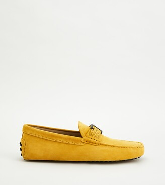 Tod's Timeless Gommino Driving Shoes in Suede