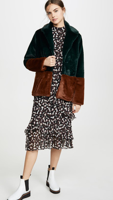 d.RA Marcena Coat