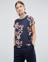 Just Female Floral T-Shirt