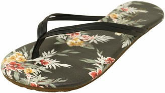 Volcom Women's Wrapped UP Double Strappy Sandal