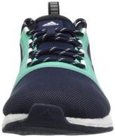 adidas Women's Pure Boost X TR 2 Cross-Trainer Shoe (Collegiate Navy/Black/Easy Green, 10 B(M) US)