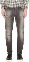 Diesel Tepphar 0674 slim-fit tapered jeans