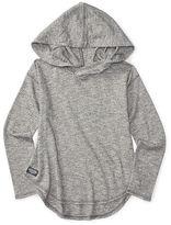 Ralph Lauren Hooded Cotton Long-Sleeve Top