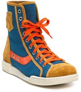 Marc by Marc Jacobs High Top Lace-Up Sneakers