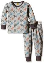 Celavi Boy's with AO-Print Pyjama Set