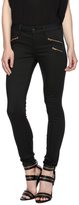 Level 99 Forever Black Skinny Jeans