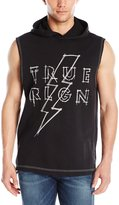 True Religion Men's Triple Needle Pullover Hoodie