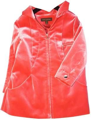Louis Vuitton Orange Other Coats