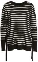 Halogen Women's Side Tie Cashmere Sweater