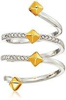 Rebecca Minkoff Spiral Ring, Size 7