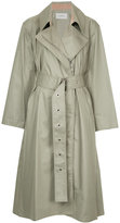 Lemaire long trench coat