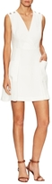 Rachel Roy Grommet V-Neck Dress